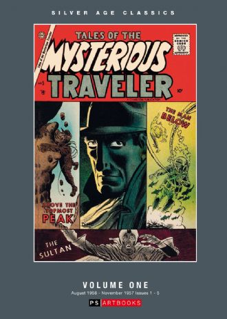 Silver Age Classics Mysterious Traveler  Volume 1